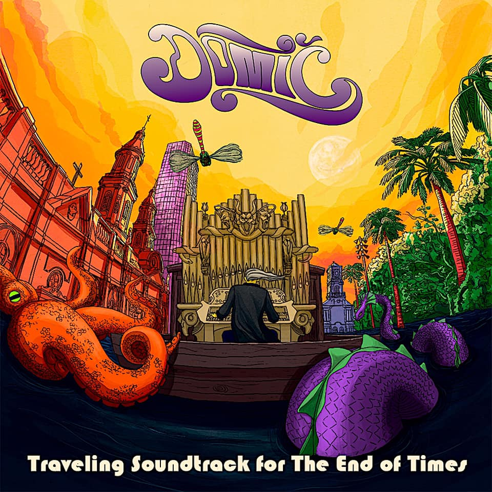 Domić – Traveling Soundtrack for the End of Times (2019)