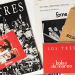 """Un libro """"Fome"""": la obra cumbre de Los Tres en 100 páginas"""