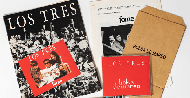 Un libro «Fome»: la obra cumbre de Los Tres en 100 páginas