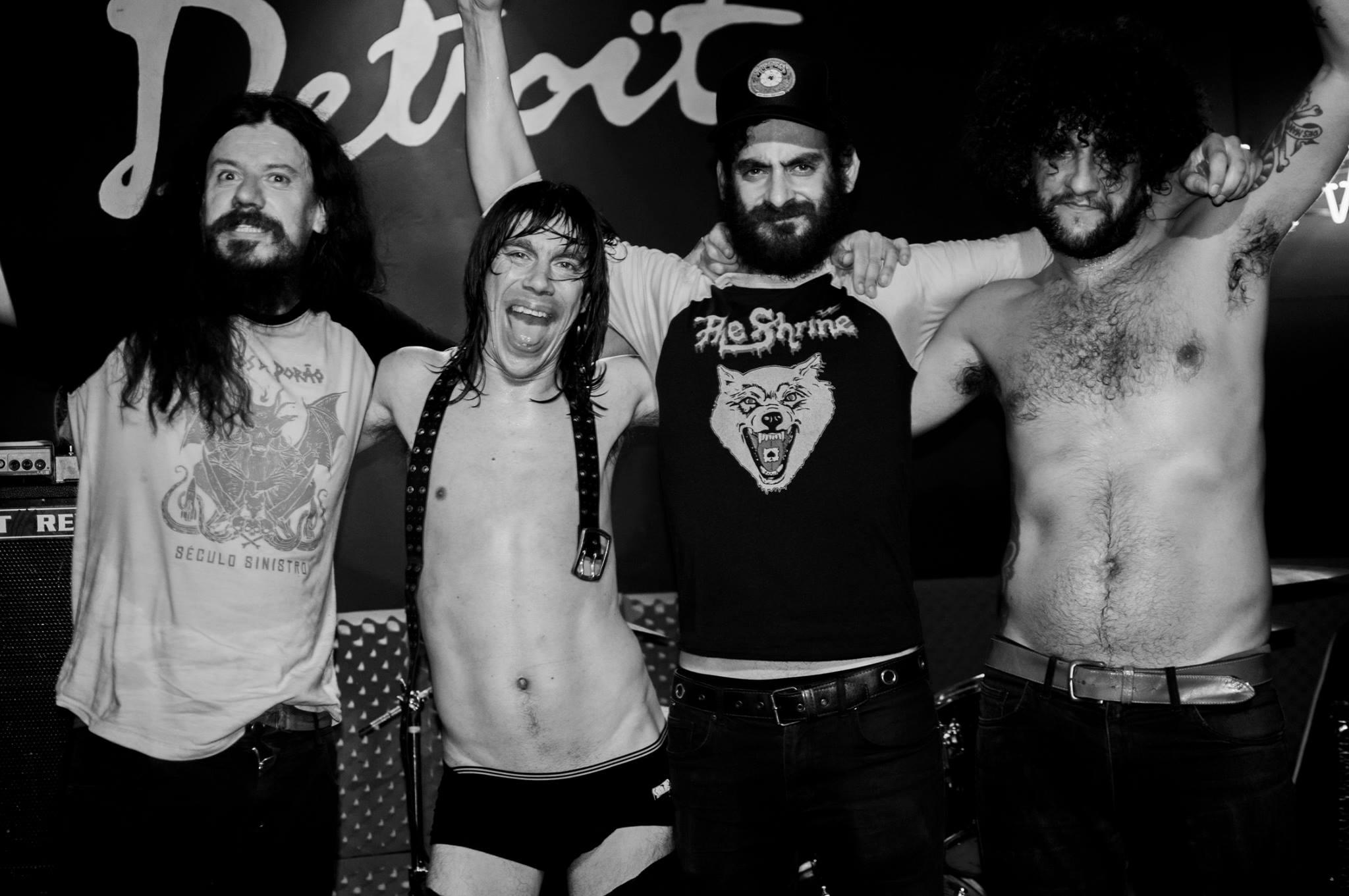 Marcos Motosierra: «20 años de la banda más peligrosa, salvaje y divertida»