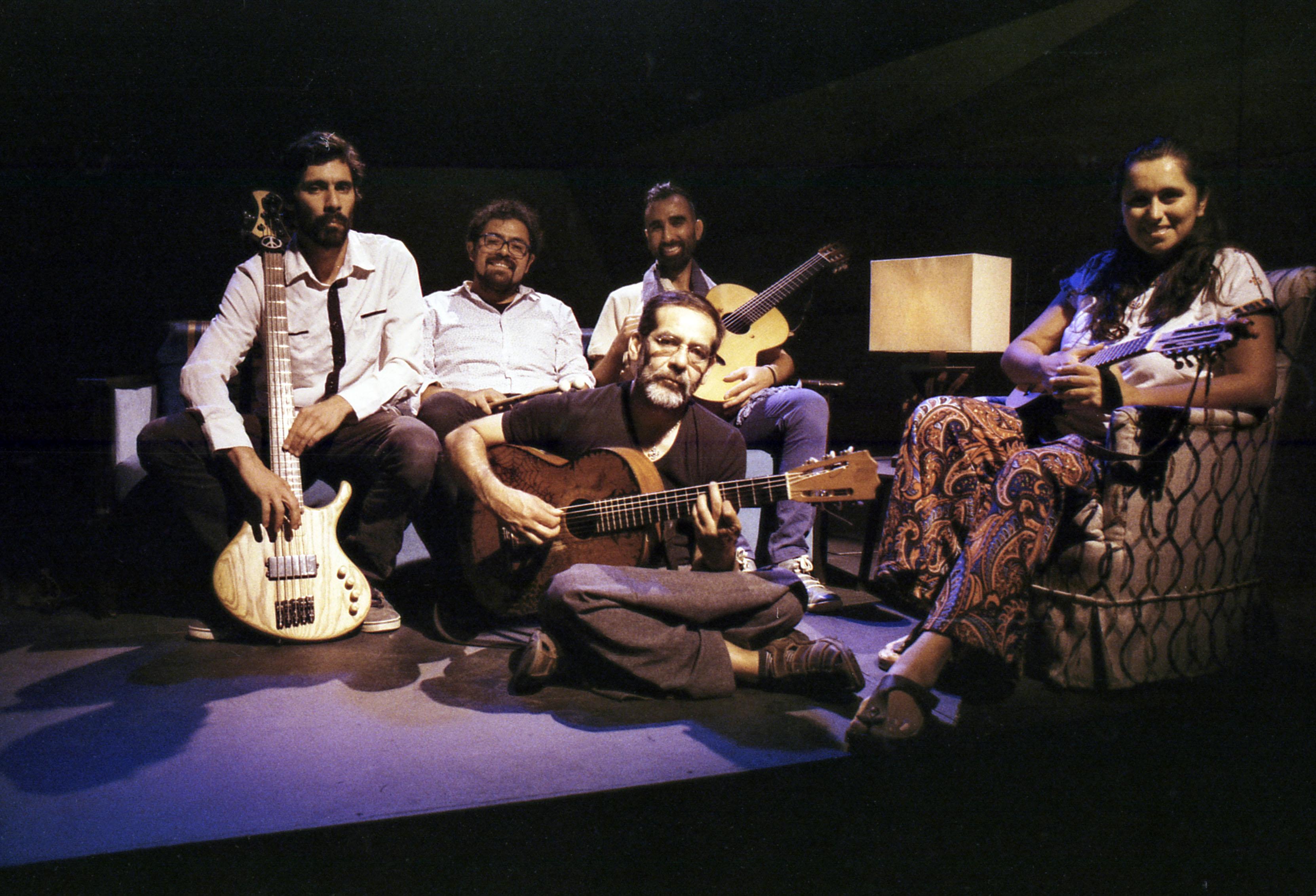 Tata Barahona y Sankara llevan conciertos a 10 centros culturales de la Región Metropolitana