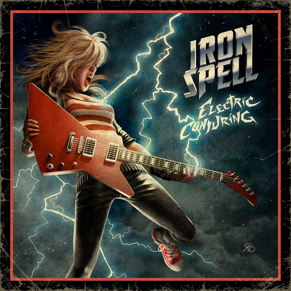 Iron Spell – Electric Conjuring (2016)