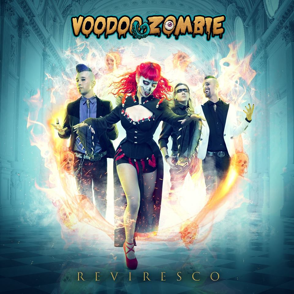 Voodo Zombie – Reviresco (2018)