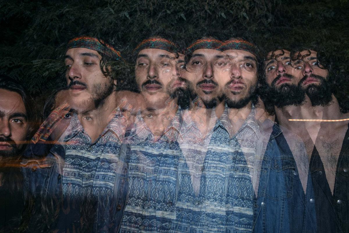 La Rabla estrena su nuevo LP 'Escondido en Sudamérica'