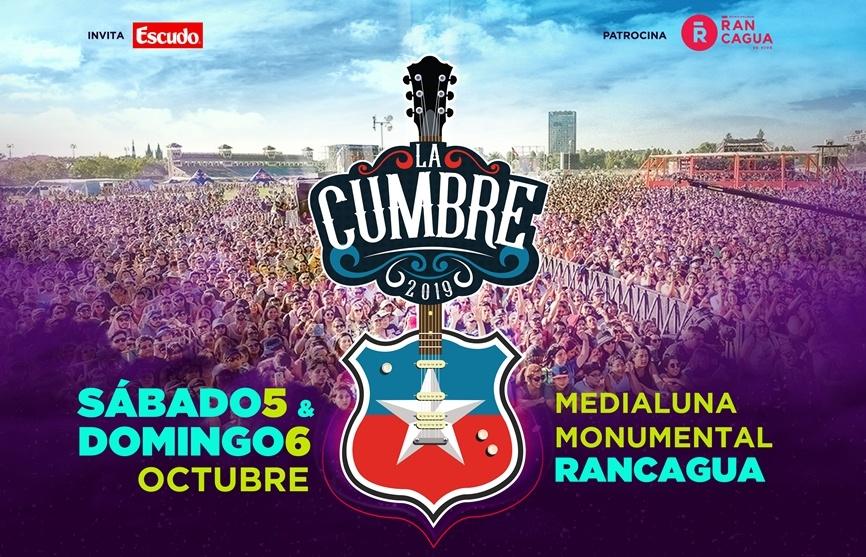 Festival «La Cumbre» anuncia cartel completo (2019)