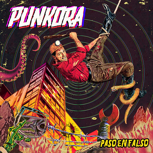 Punkora – Paso En Falso (2018)