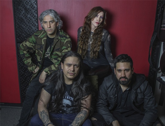 Chaos Magic Feat Caterina Nix anuncia show de lanzamiento de nuevo disco «FuryBorn»
