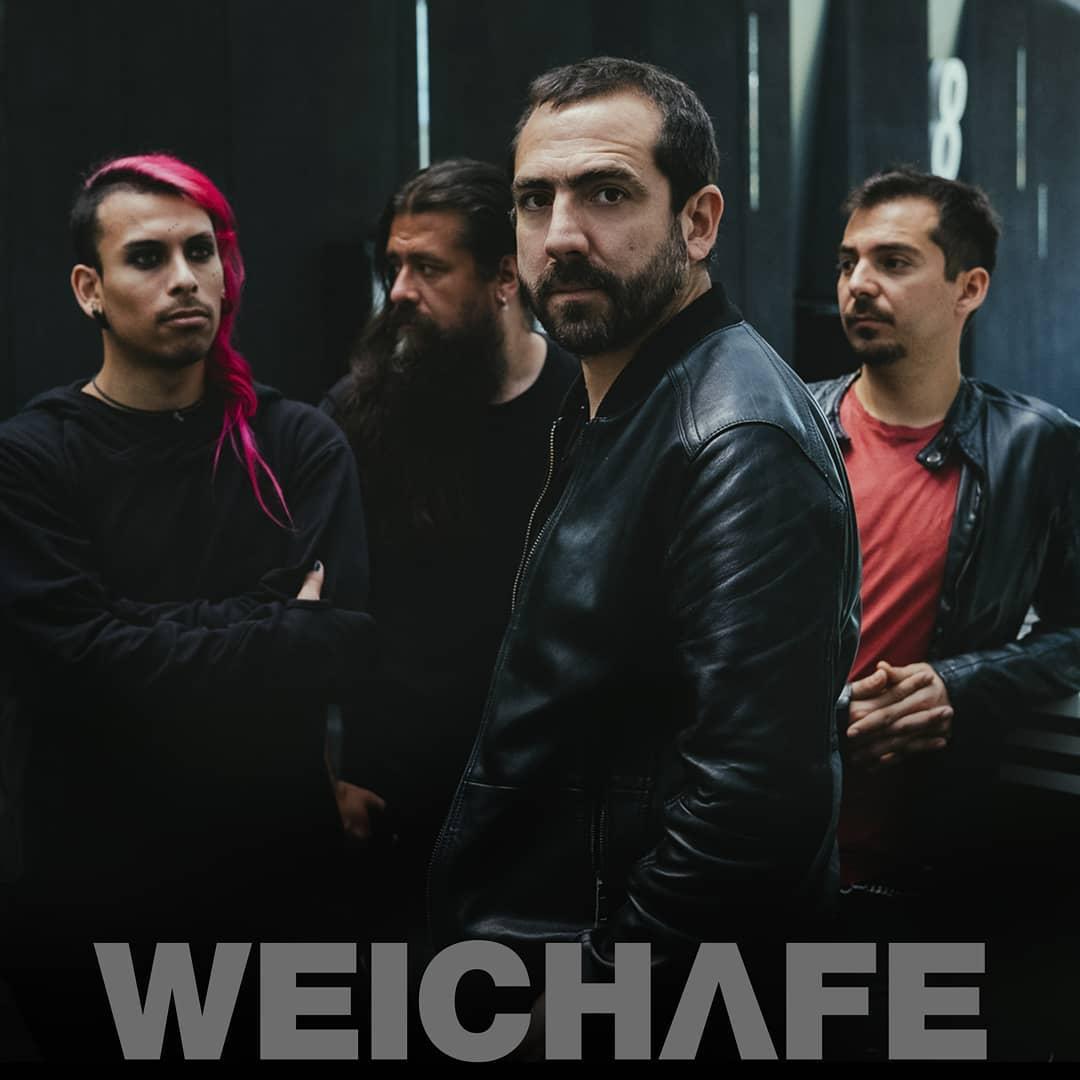 Weichafe estrena nueva canción «Me veras arder»