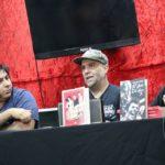 """Lanzamiento libro """" Latinoamerica es grande la ruta internacional de Los Prisioneros"""" Casa Rockaxis"""