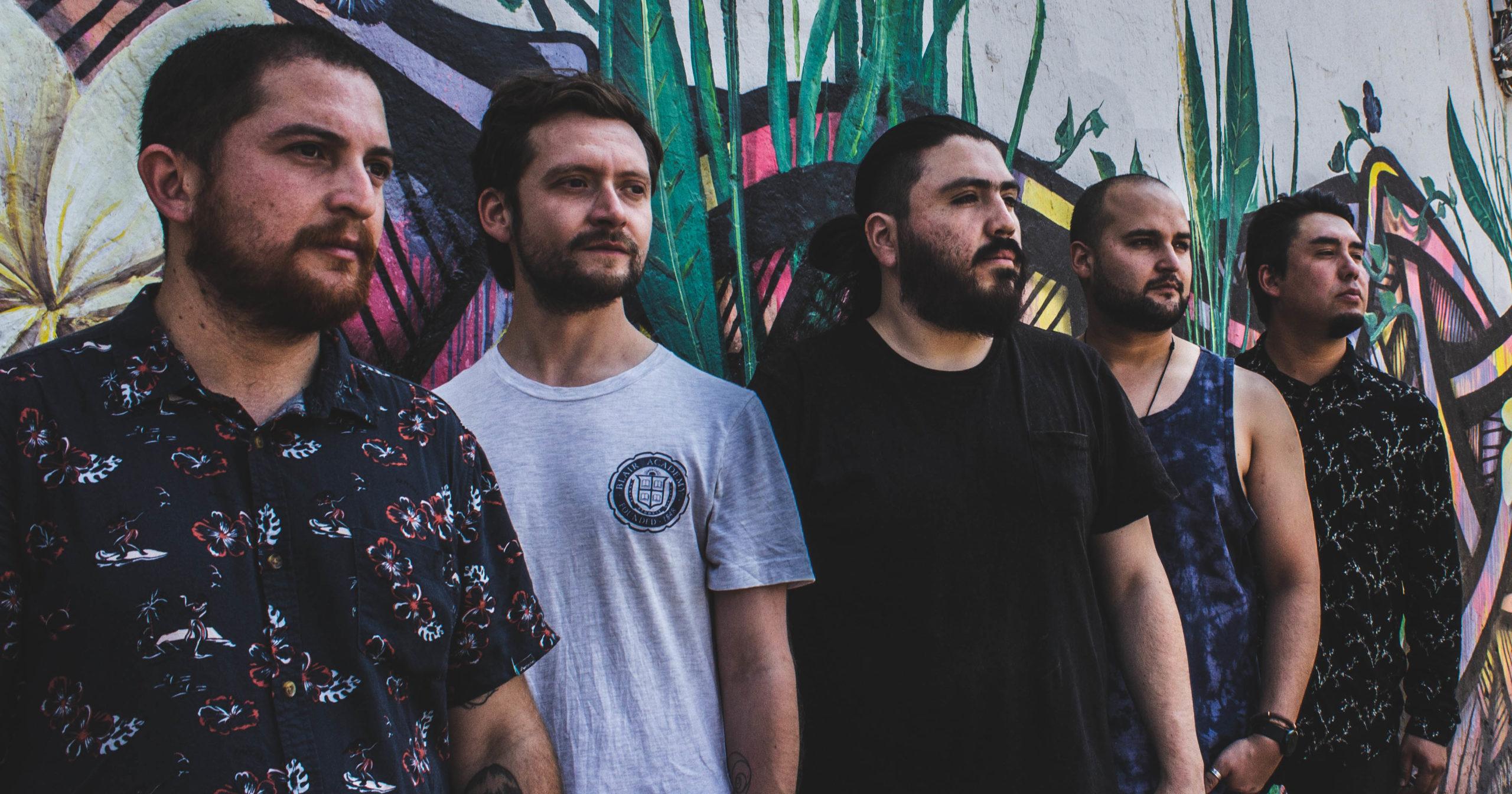 "Mantras libera EP debut ""Umbrales"""