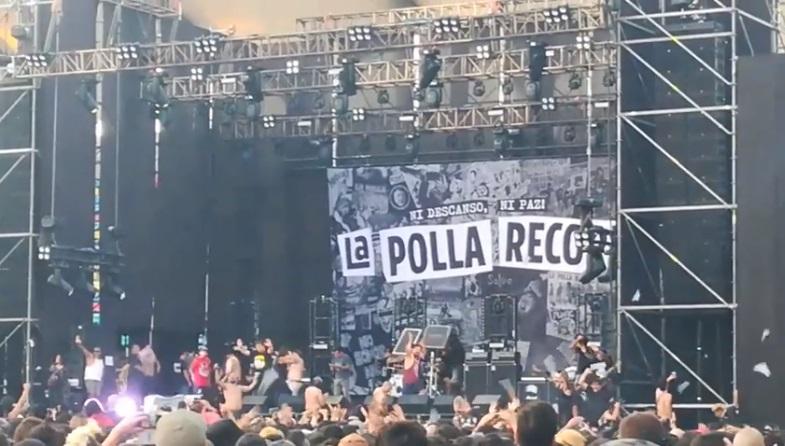 La Polla Records en Chile: Una Puta Pena