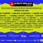 """Quédate Indajaus: 40 artistas se dan cita en festival """"desde casa"""""""
