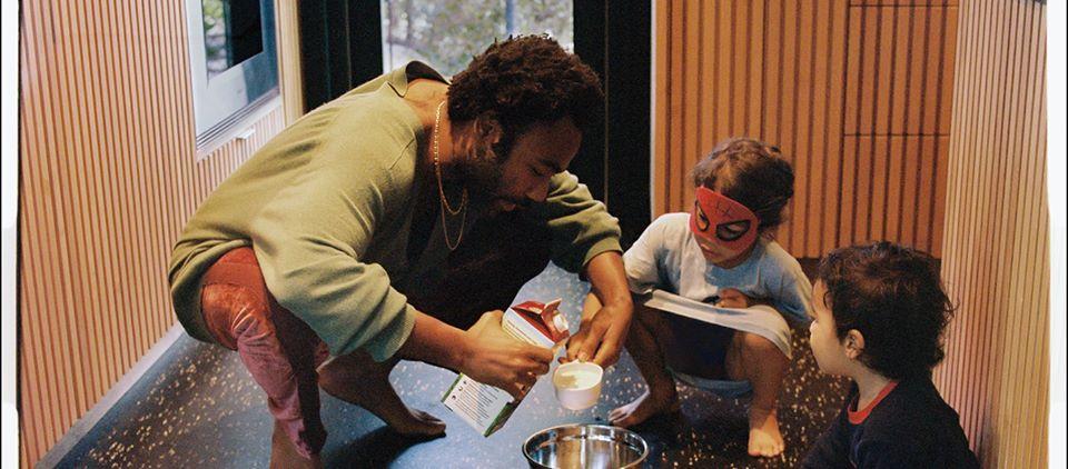 Donald Glover presenta su primer album largaduración «3.15.20»