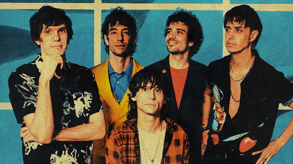 The Strokes «The New Abnormal», su primer álbum en 7 años ya se encuentra disponible
