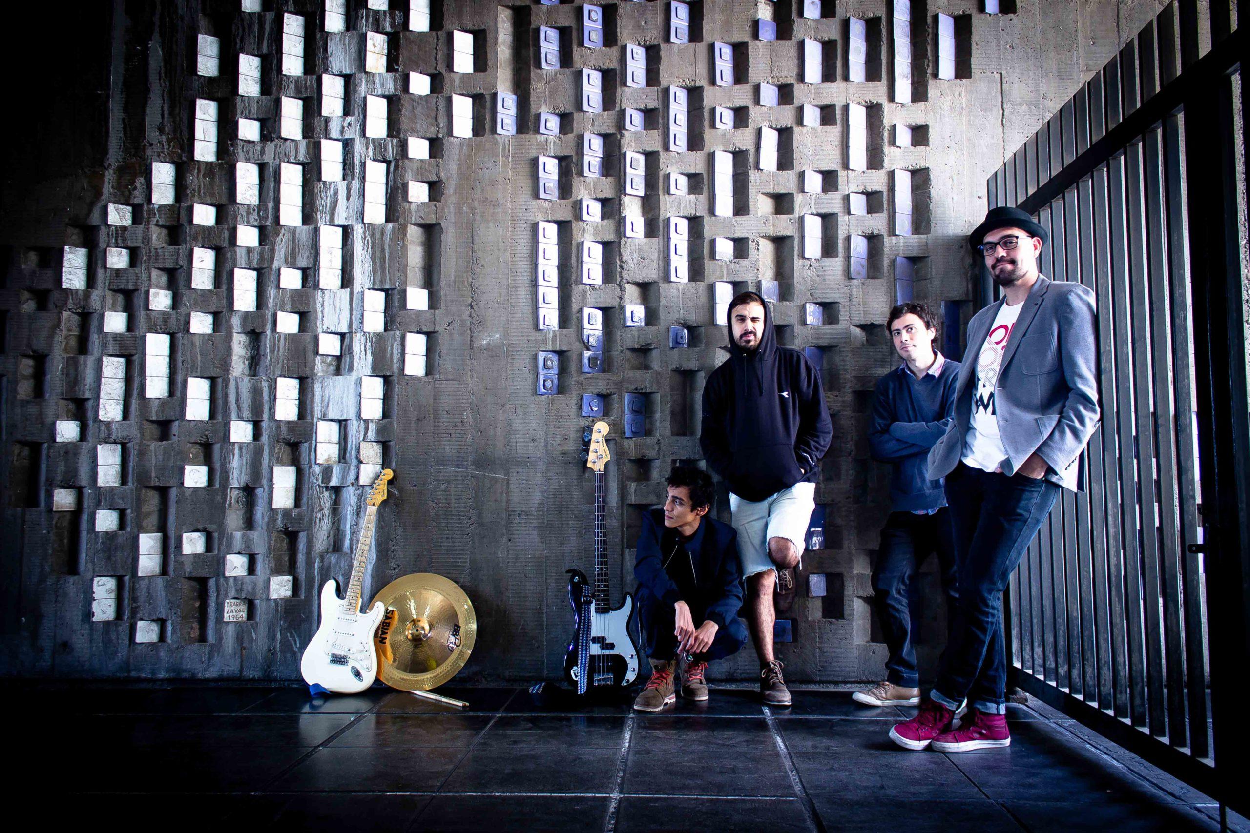 La Ultima Piedra presenta nuevo single «Dando Vueltas» (2020)