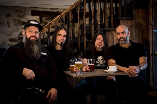 Anonymus (Canadá) presenta «Terremoto», segundo adelanto de nuevo disco