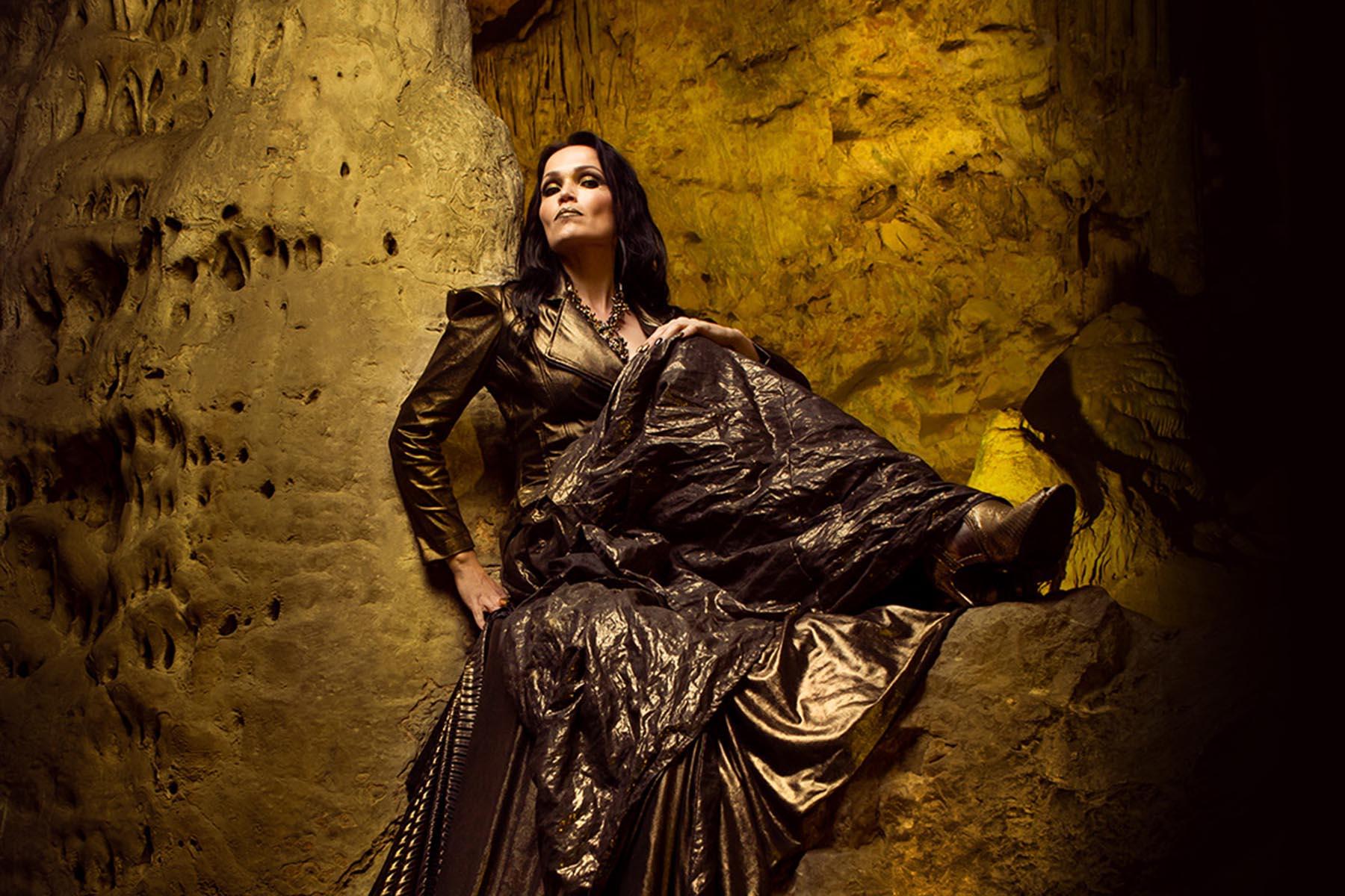 Tarja reagenda show en chile para abril del 2021