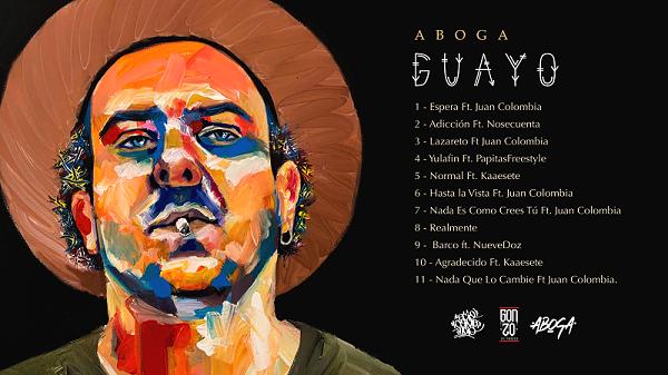 Aboga presenta «Guayo» su debut en solitario