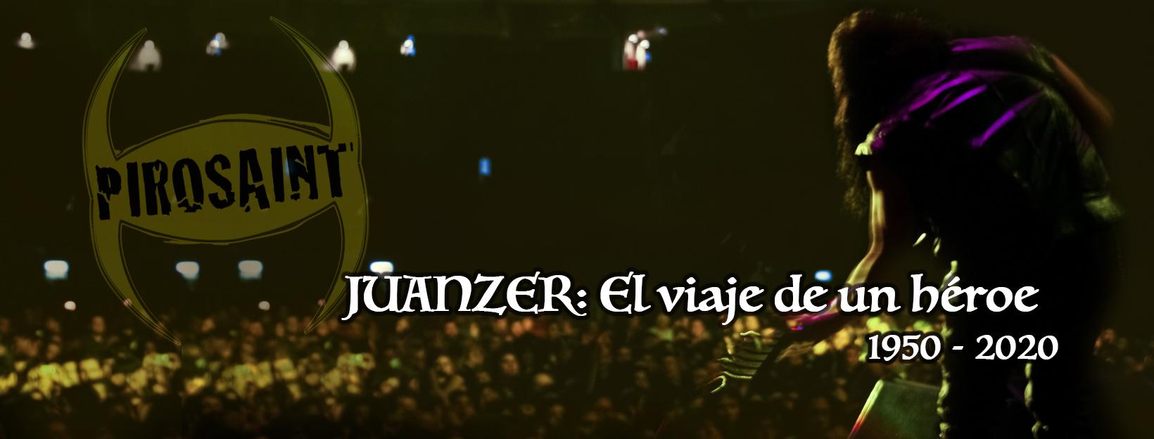 Pirosaint presenta video homenaje a Juan Álvarez de Panzer