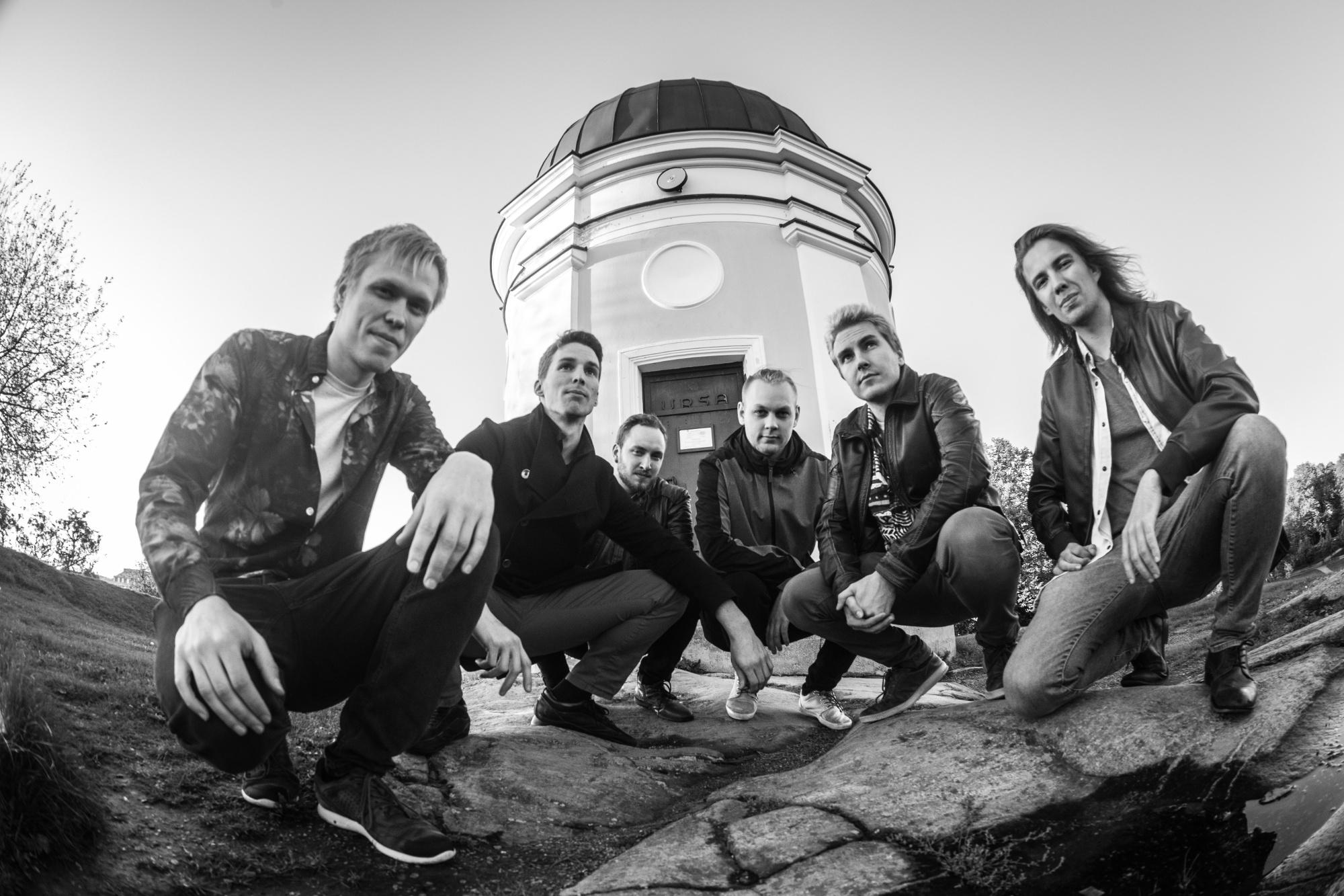 La banda finlandesa de rock progresivo psicodélico, Astral Bazaar lanza nuevo single