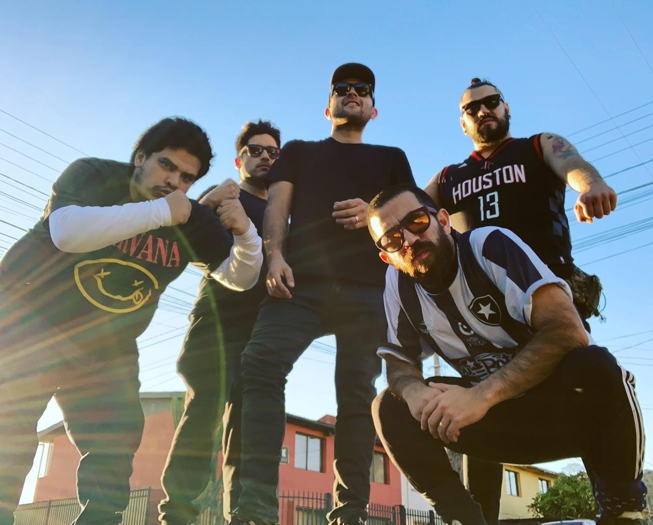 Kontra Sangre estrena «Poder de Lucha», un adelanto de su nuevo disco