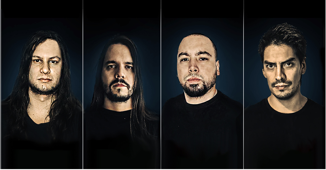 The Anger presenta su debut «Faces of Misery» (2020)