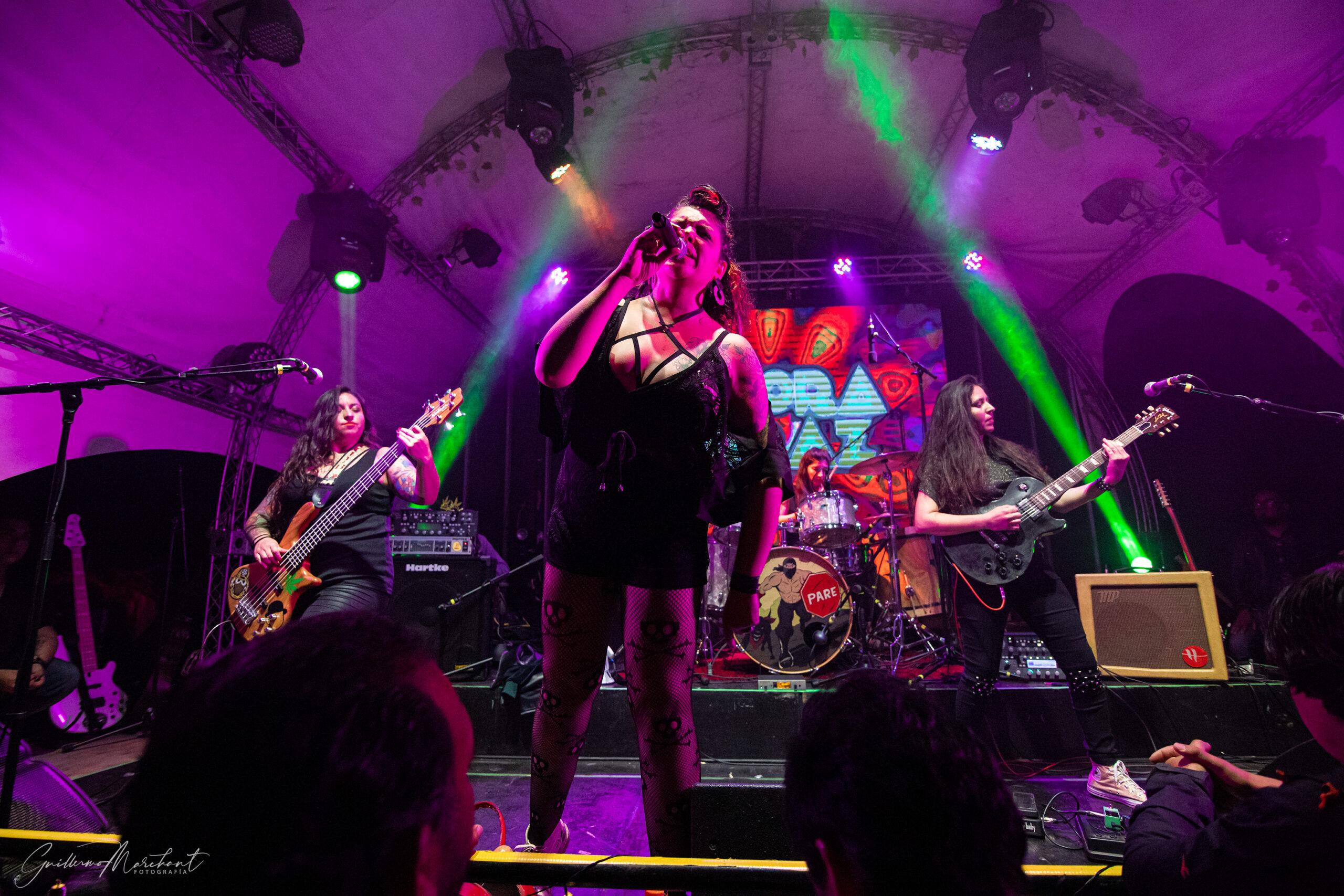 """Aurora Voraz presenta nuevo single """"Círculo Fecundo"""""""