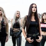 """NERVOSA (Brasil) anuncia el lanzamiento de su cuarto álbum, """"PERPETUAL CHAOS"""", presentando nueva formación y videoclip"""