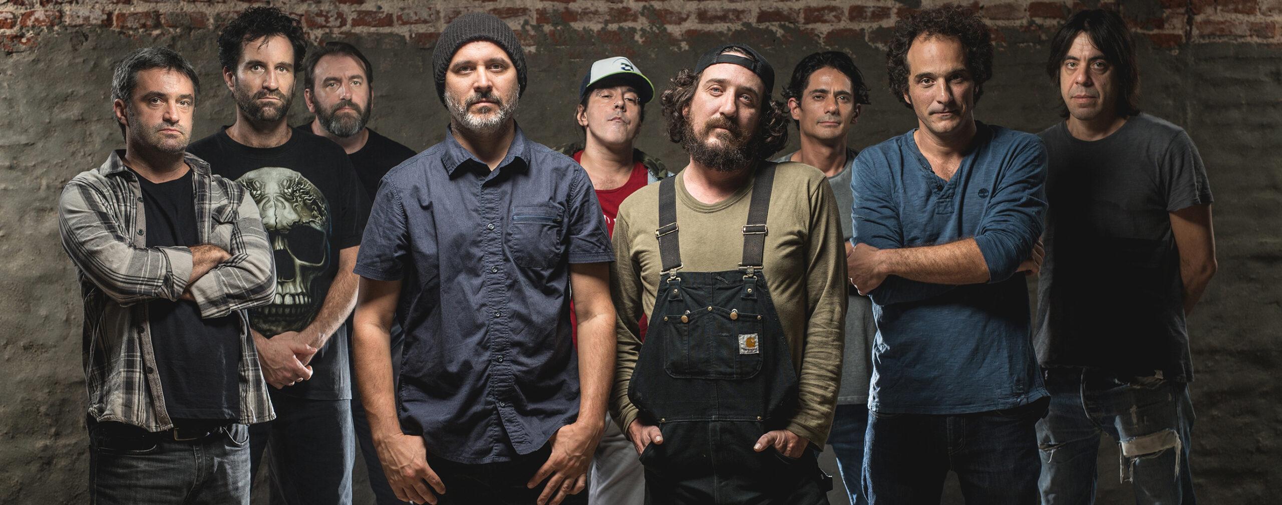La Vela Puerca (Uruguay) anuncia show vía streaming «Donde Estés»
