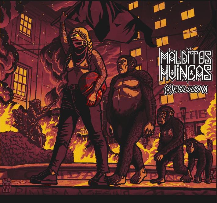 Malditos Huincas «(R) Evoluciona» (2020)