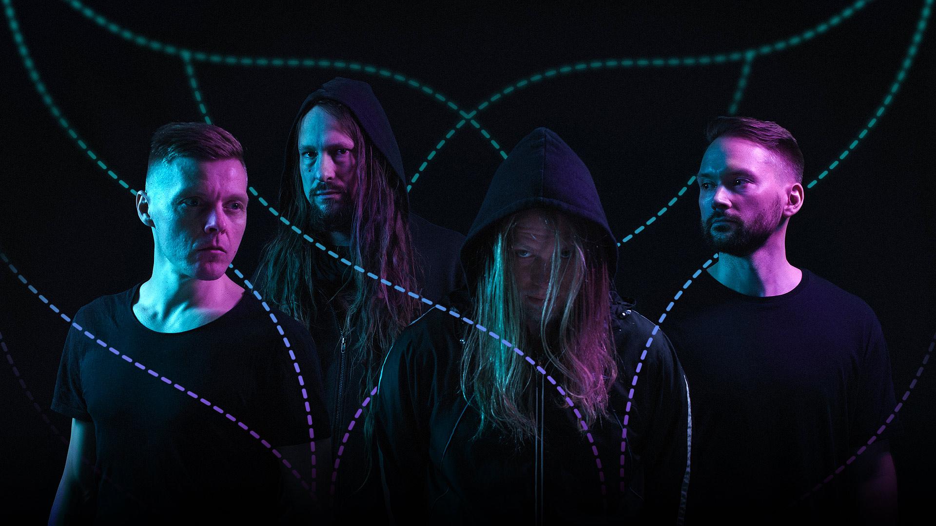 Khroma (Finlandia) presenta demoledor nuevo single «Slaves»
