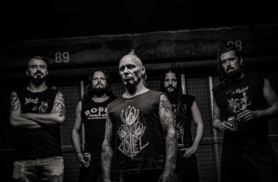 BARK (Bélgica) presenta «I'm a Wreck», primer adelanto de su tercer álbum Written in Stone