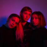 """El trío sueco CHIVVY presenta su nuevo sencillo: """"Red Water"""""""