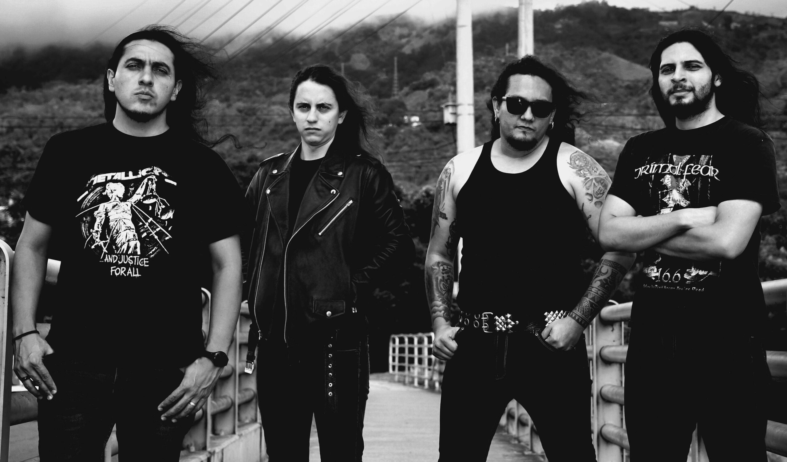Warrior Sword (Colombia) presenta show vía streaming