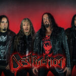"Destruction (Alemania ) presenta ""Live Stream Attack"" 2021 