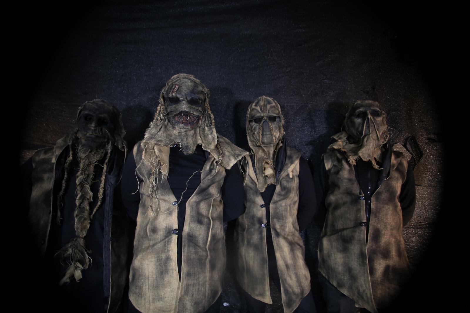Dusk (Costa Rica) anuncia nuevo disco «The Hermit» para enero del 2021