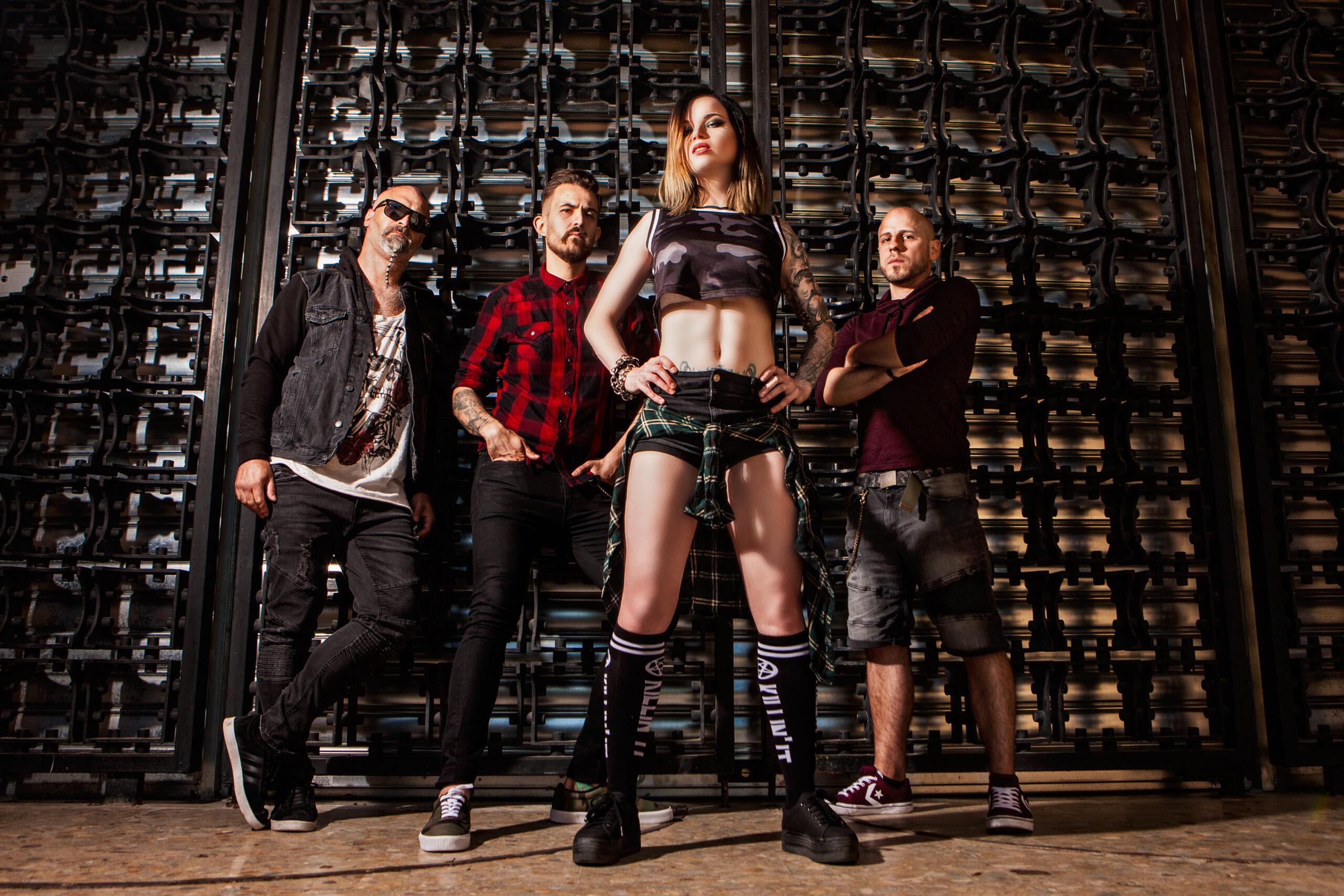 """The Hellfreaks (Hungría) estrena nuevo videoclip """"Doldrum Dynasty"""""""