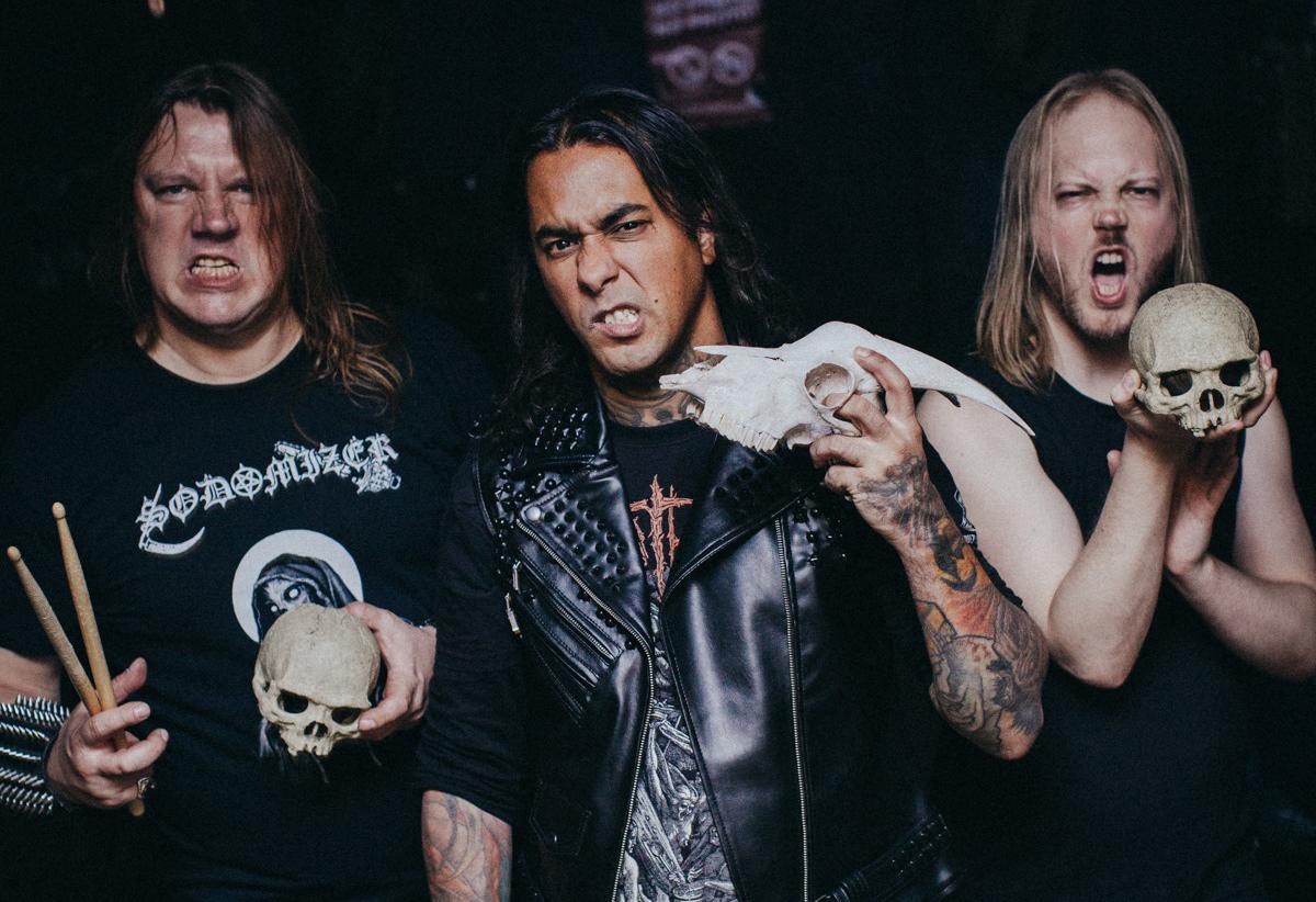 Satan Worship (Brasil) presenta su nuevo video lyric «Motherfucker's From Apocalypse» (2021)