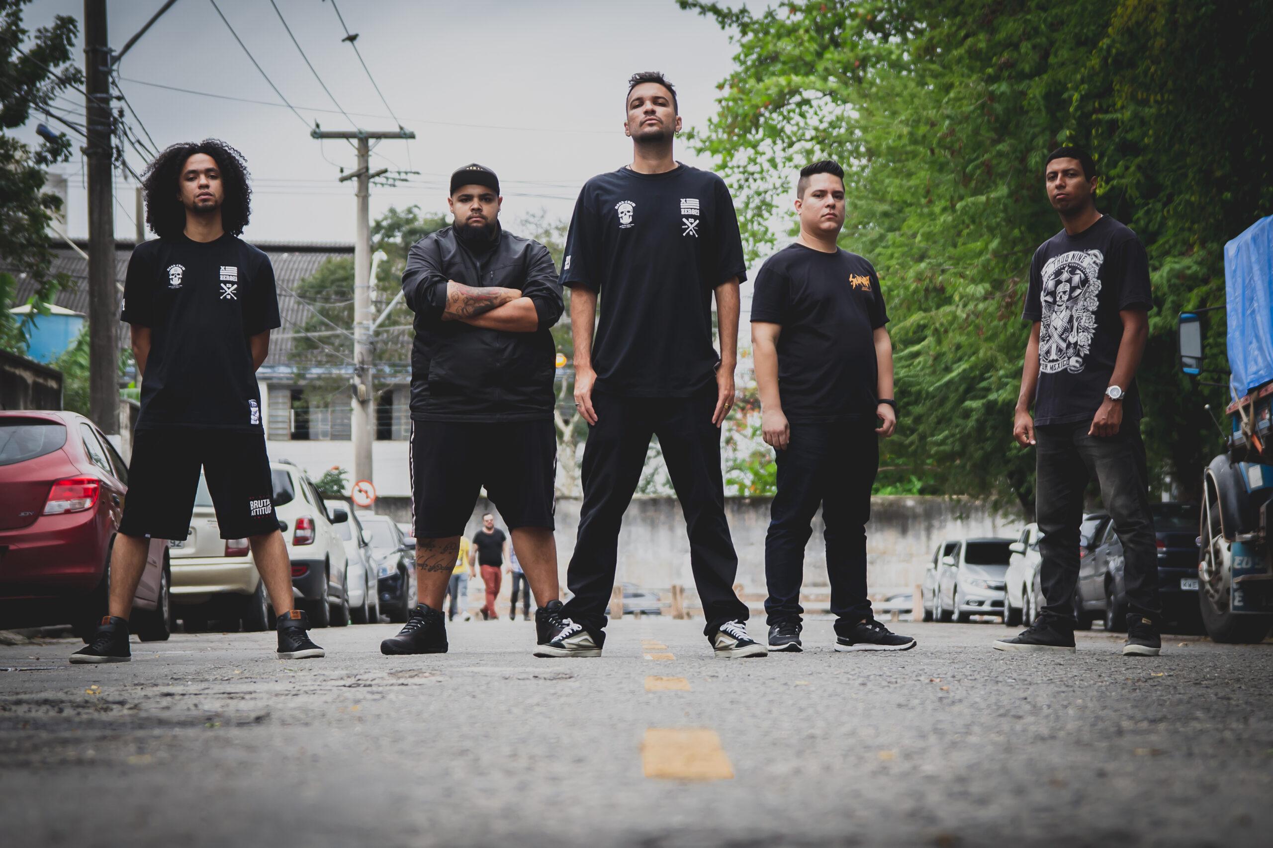 Concreto Armado (Brasil) presenta single y videoclip contra el fascismo