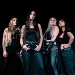 """Nervosa (Brasil) estrena playthrough de Diva Satánica cantando """"Perpetual Chaos"""""""