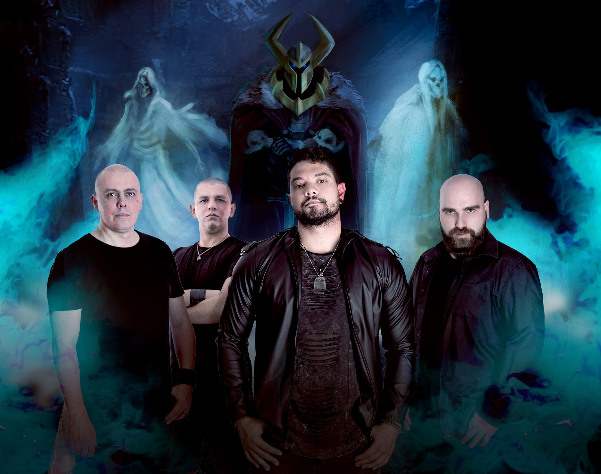 Trend Kill Ghosts (Brasil) lanza el single «Dethrone Tyranny», un tributo a Gamma Ray (2021)
