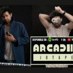 "Jotapé estrena nuevo álbum ""Arcadia"""