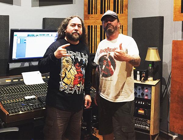 Criminal finaliza grabación de nuevo disco (2021)