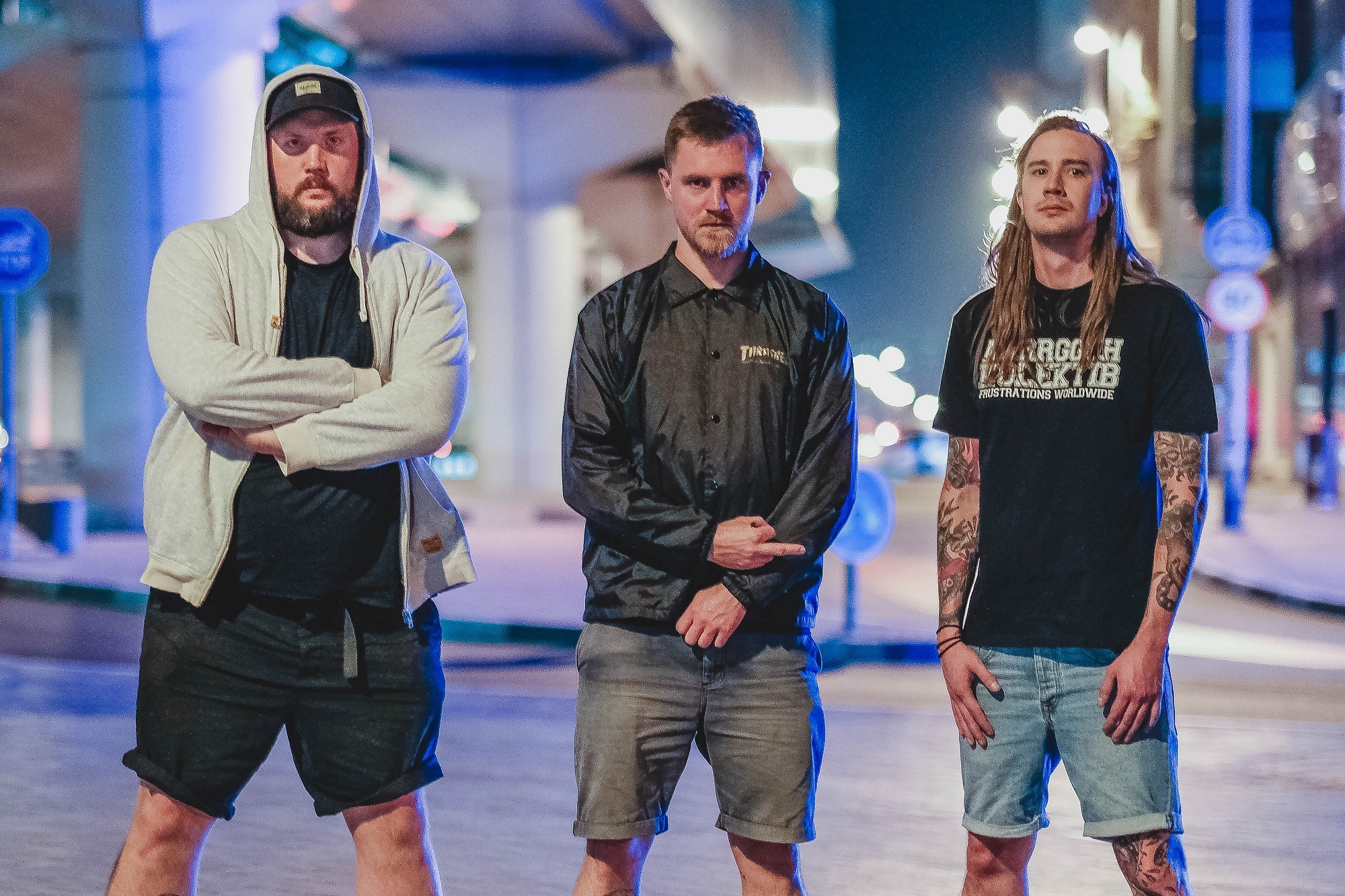 BLEACH (Suecia) presenta detalles del nuevo álbum junto a Bjorn Strid (Soilwork)