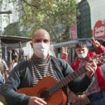 """Gonzalo Sáez presenta su nuevo disco """"Canciones oscuras para tiempos peores"""" (2021)"""