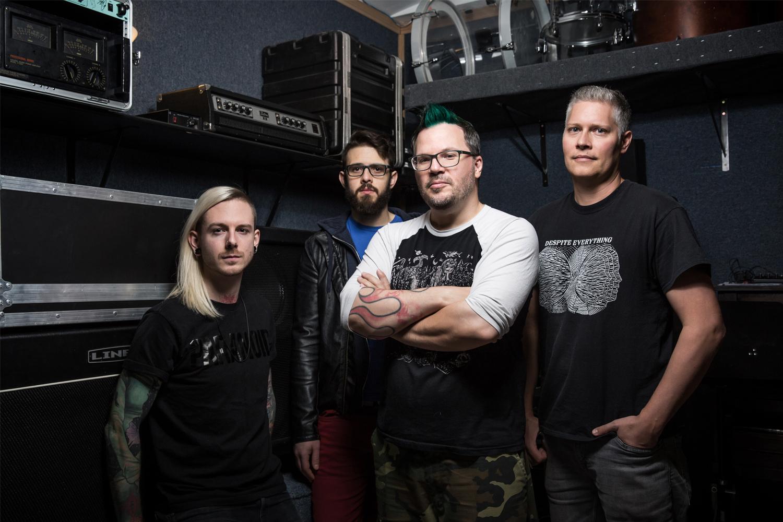 Belvedere (Canadá) lanza sexto álbum «Hindsight Is The Sixth Sense» (2021)