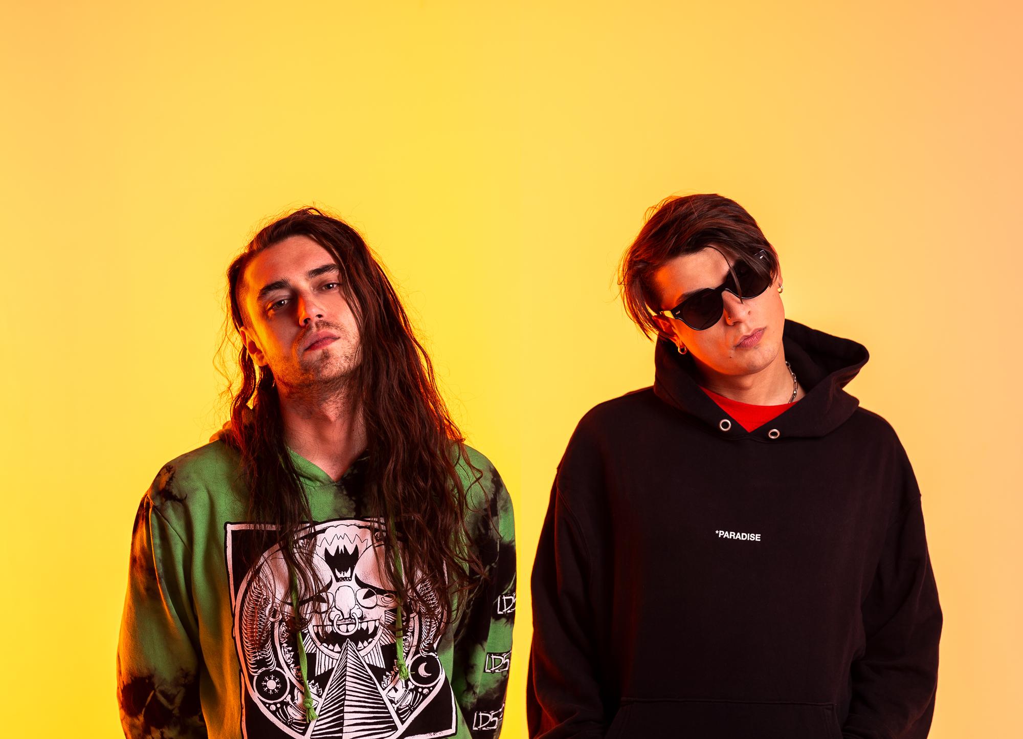 Prïnceps (Inglaterra) une electro y rock en el lanzamiento del EP «Trinity» (2021)