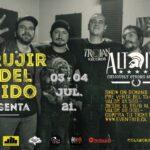 """Nuevo proyecto audiovisual """"El Crujir del Ruido"""" anuncia fecha de estreno (3 y 4 de julio)"""