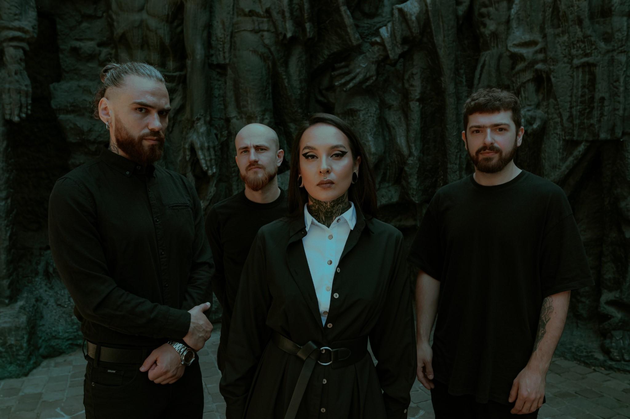 Jinjer (Ucrania) presenta «Vortex»,  primer adelanto de nuevo disco (2021)