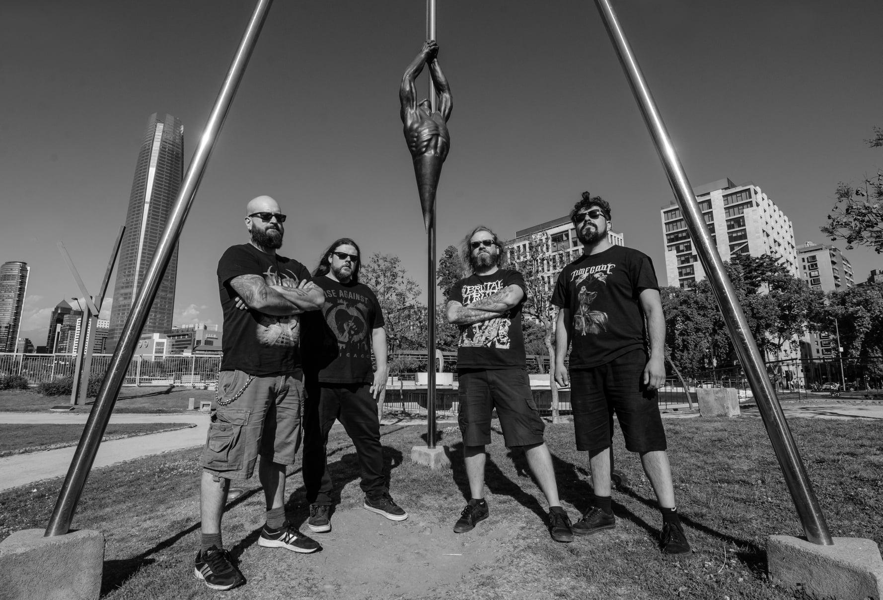 Criminal anuncia nuevo disco para septiembre y presenta nuevo single » Zona de Sacrificio» (2021)